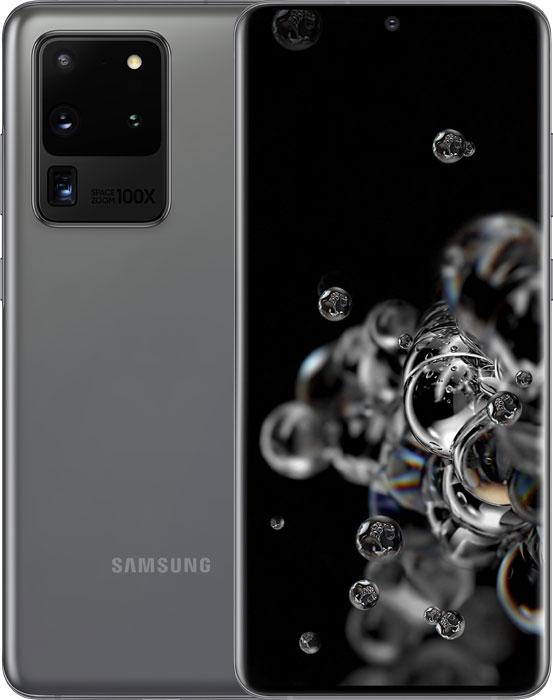 Смартфоны с хорошим звуком из динамиков Samsung Galaxy S20 Ultra
