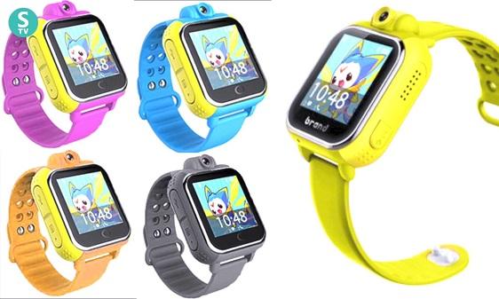 недорогие умные часы для ребенка от 3 до 7 лет Smart Baby Watch Q200