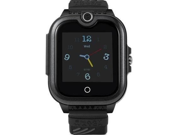 часы с GPS-трекером для детей от 8 до 12 лет Smart Baby Watch Wonlex KT13