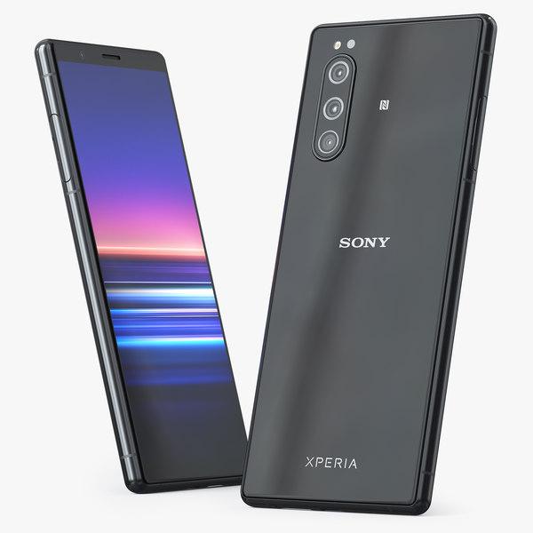 Смартфоны с хорошим звуком из динамиков Sony Xperia 5