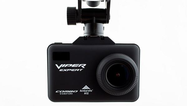 Видеорегистраторы 3 в 1 с лучшим соотношением стоимости и качества Viper Combo Expert Signature
