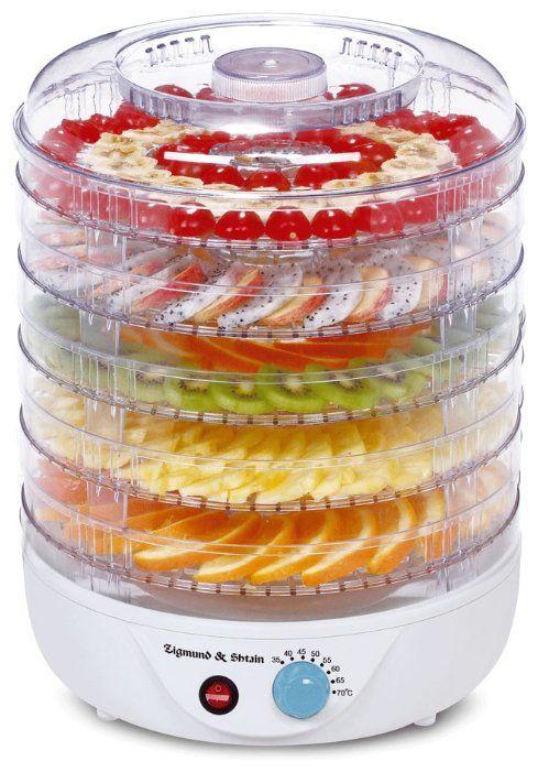 Сушилка для овощей и фруктов Zigmund & Shtain ZFD-400/401