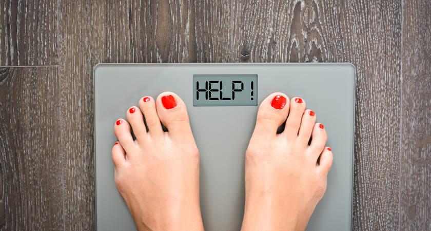 Лучшие электронные напольные весы
