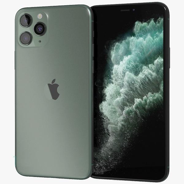 Премиум смартфоны с хорошей камерой от 50000 рублей Apple iPhone 11 Pro Max
