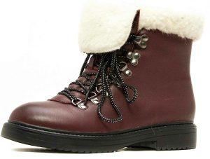 Ботинки, мех