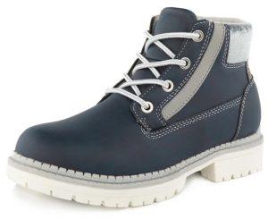 Ботинки, шнуровка