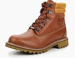 Ботинки высокие