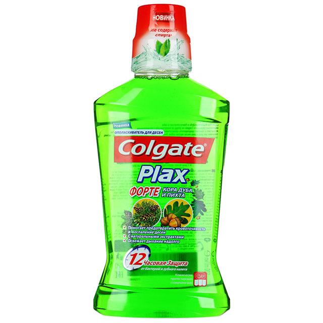 ополаскиватели для ежедневного использования Colgate Plax