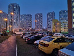 Фото с Huawei Nova 4