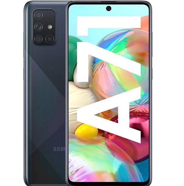 Смартфоны цена/качество с лучшей камерой до 30000 рублей Samsung Galaxy A71