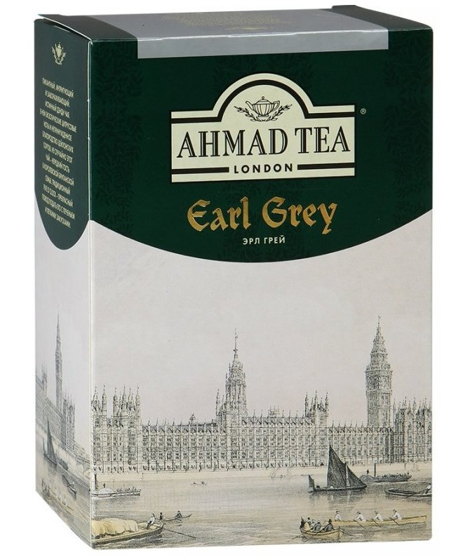 Ahmad Tea, Earl Grey