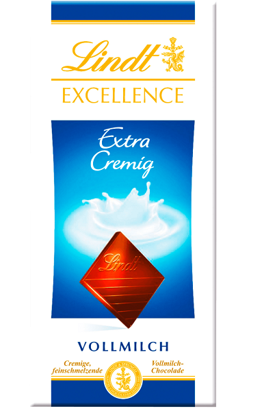 Lindt Exellence, Extra Creamy