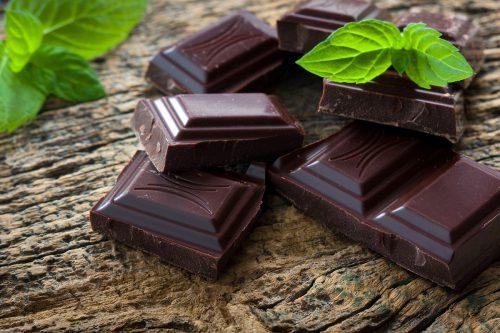лучший горький шоколад