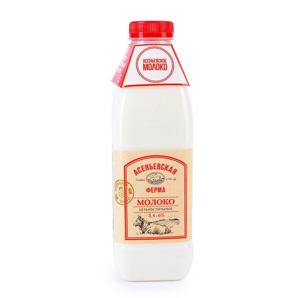 Молоко Асеньевская Ферма