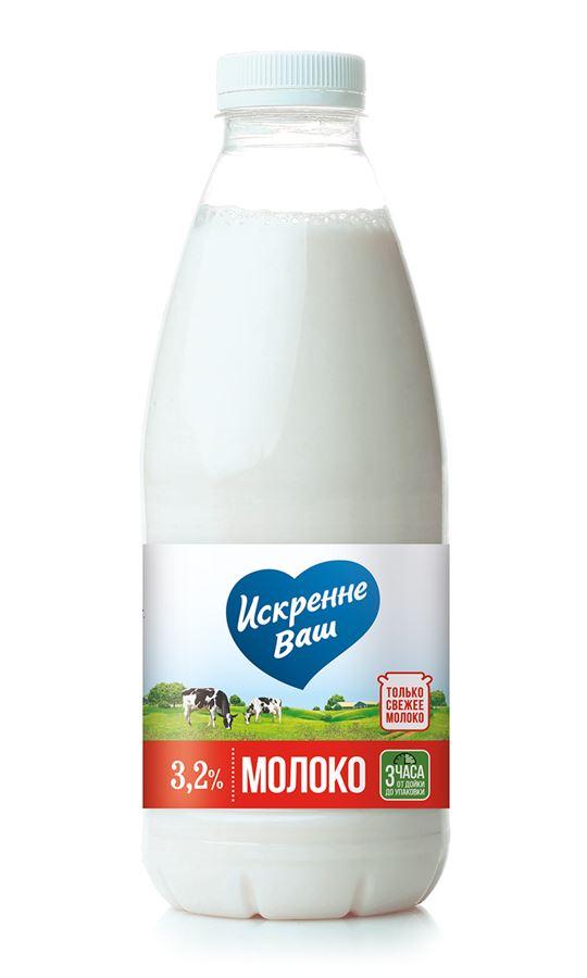 Молоко Искренне Ваш