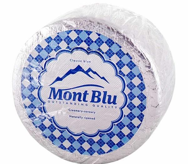 Бобровский сыродельный завод цех благородных сыров, Mont Blu