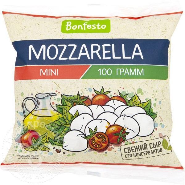 Bonfesto, Mozzarella