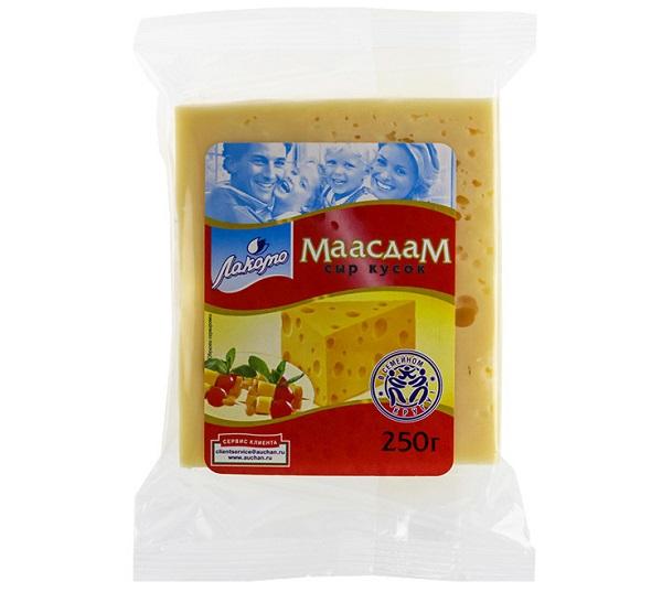 Лакомо, Маасдам