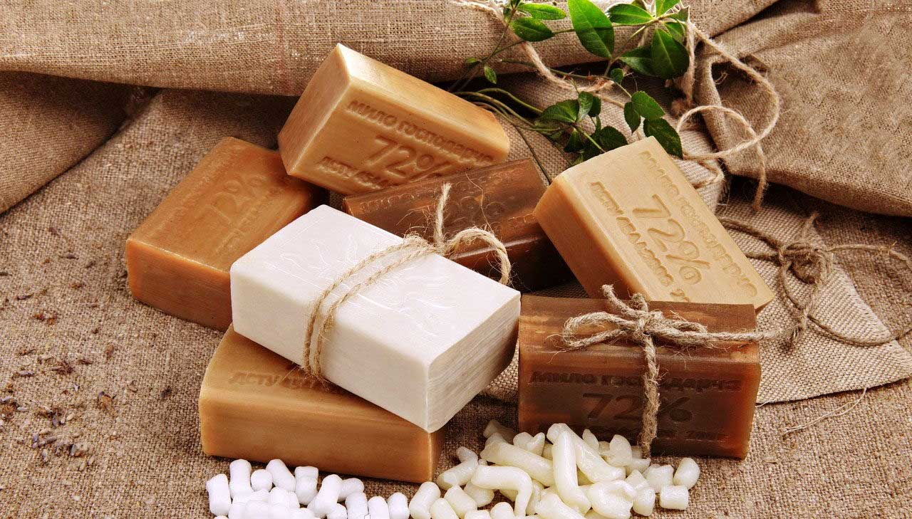 лучшее хозяйственное мыло