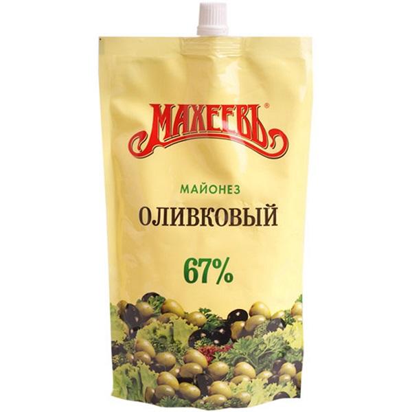 Махеевъ, оливковый