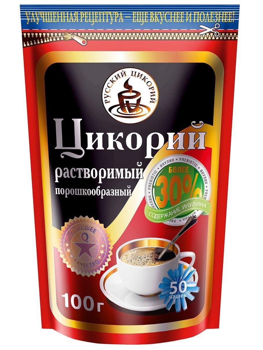 Русский цикорий