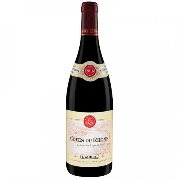 E. Guigal, Cotes du Rhone Rouge