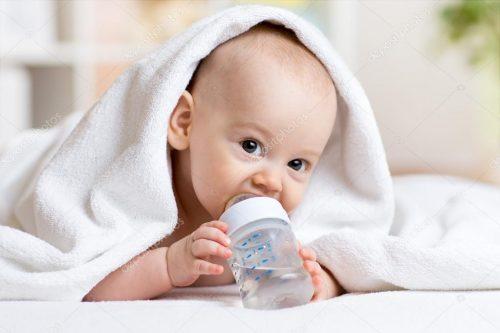 Лучшая детская вода