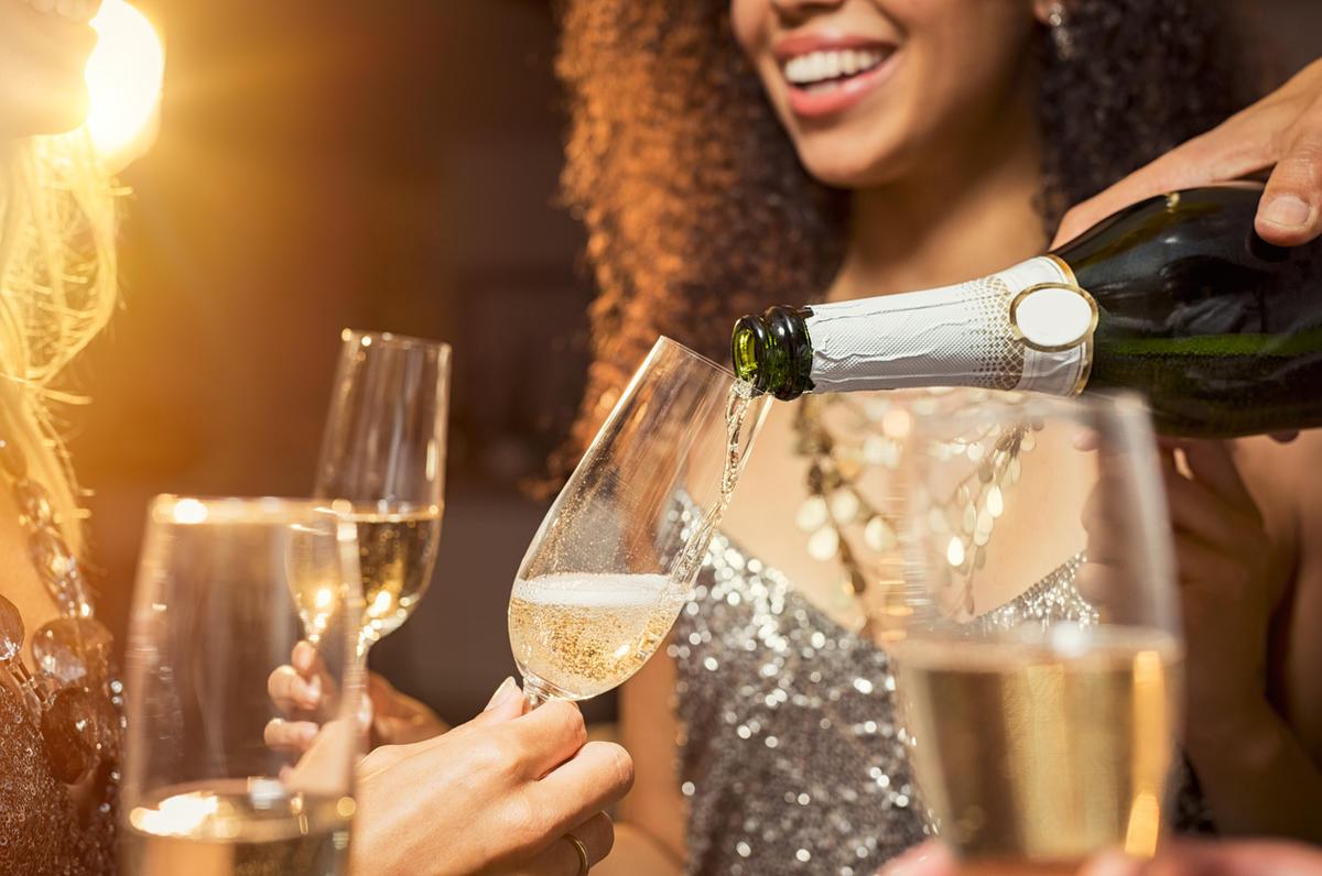 лучшее шампанское