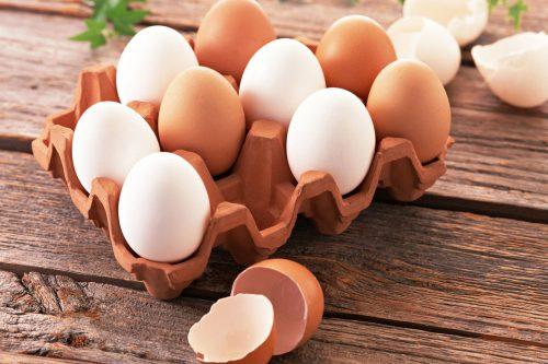 лучшие куриные яйца