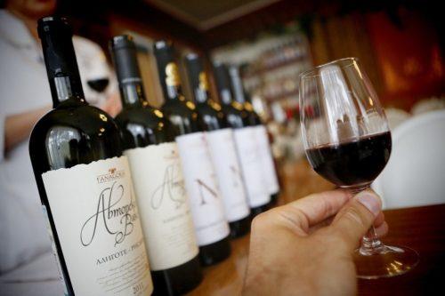 Лучшие вина России