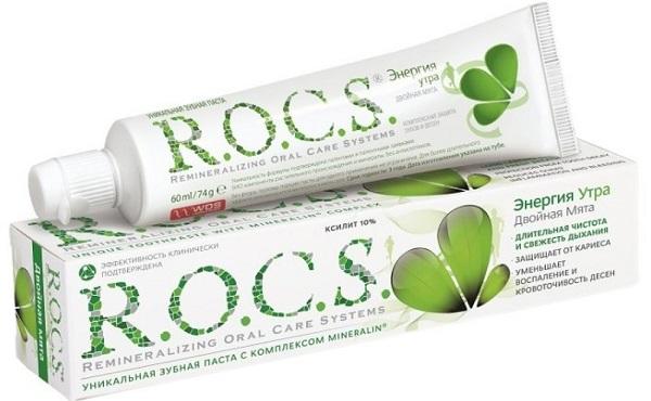R.O.C.S, двойная мята