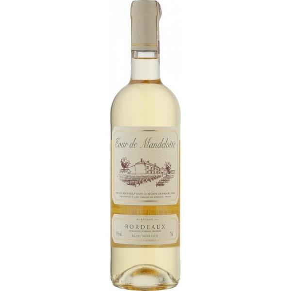 Tour de Mandelotte Bordeaux AOP Blanc Moelleux