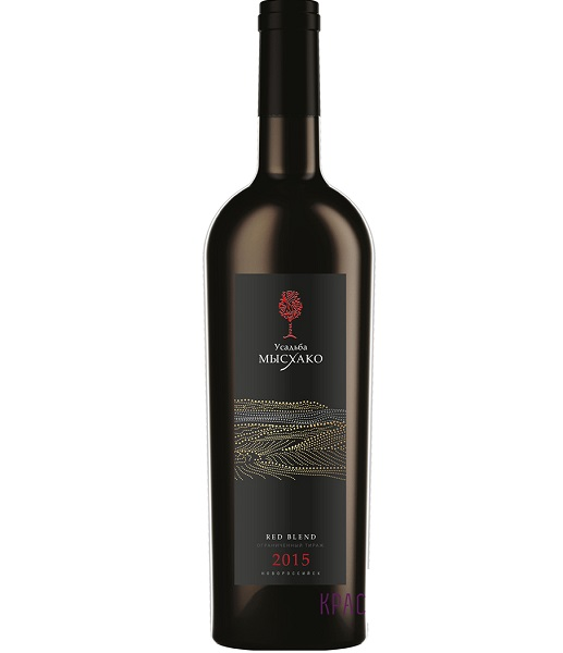 Усадьба Мысхако Red Blend