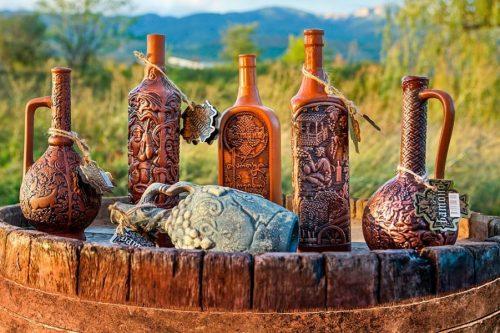 лучшие производители грузинских вин