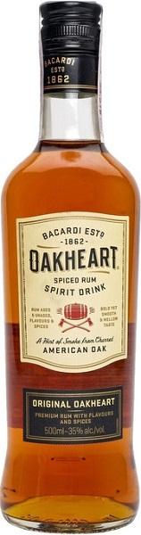 """Bacardi """"OakHeart"""""""