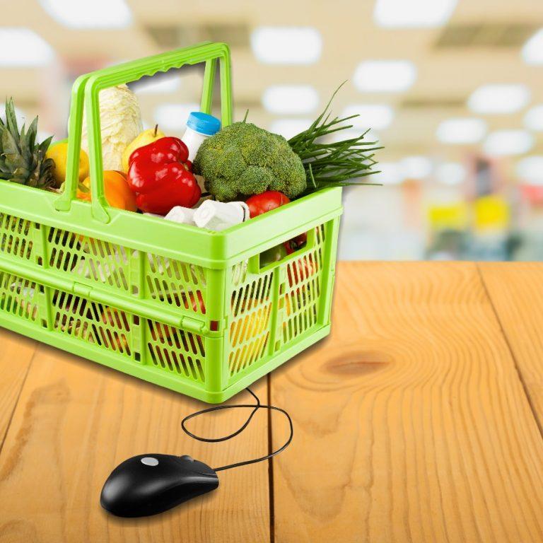 интернет-магазин доставки продуктов