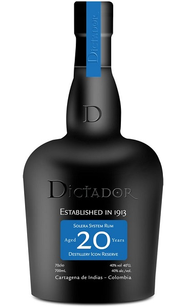 """""""Dictador"""" 20 Years Old"""