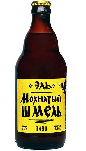 Эль Мохнатый Шмель