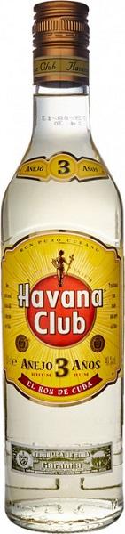"""""""Havana Club"""" Anejo 3 Anos"""
