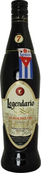 """""""Legendario"""" Elixir de Cuba"""