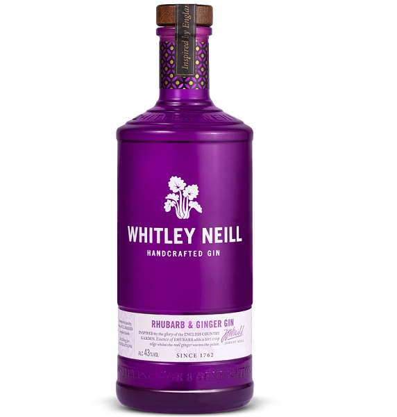 """""""Whitley Neill"""" Rhubarb & Ginger"""