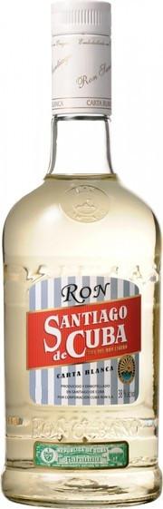 """Santiago de Cuba"" Carta Blanca"