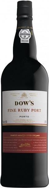 Dow's, Fine Ruby Port