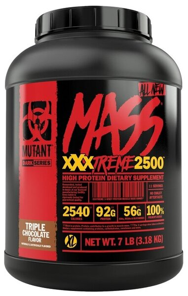 «Mutant Mass» Muscle Mass Gainer