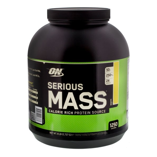 Optimum Nutrition» Serious Mass