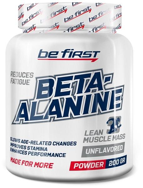 """Be First"" Beta Alanine Powder"