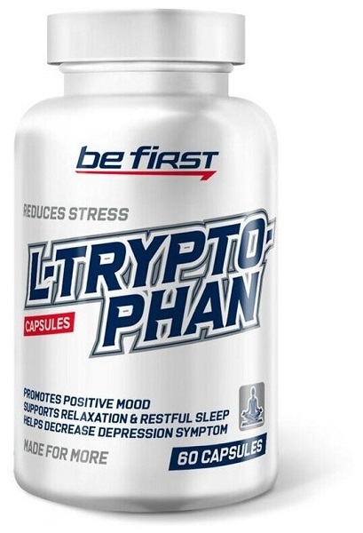 """""""Be First"""" L-Tryptophan"""