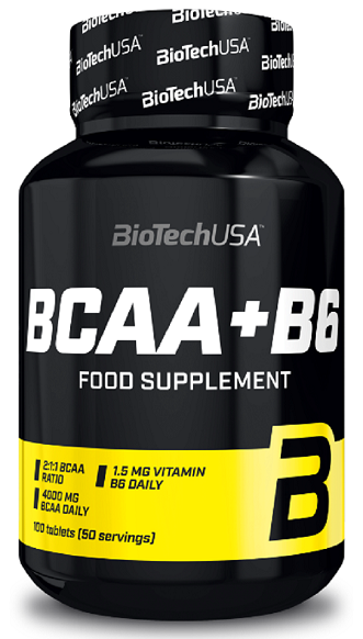"""BioTechUSA"" BCAA+B6"