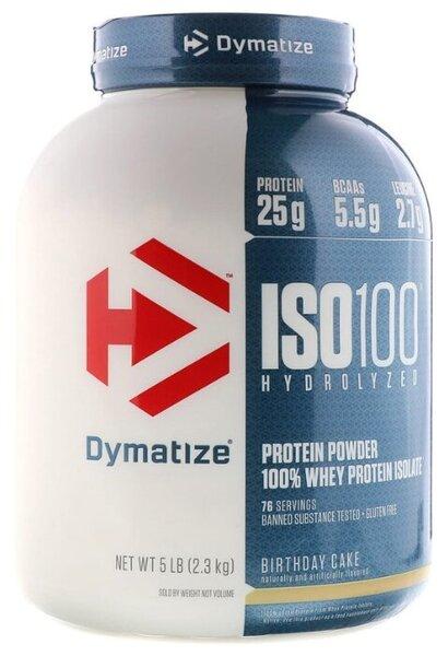 """Dymatize"" ISO 100"