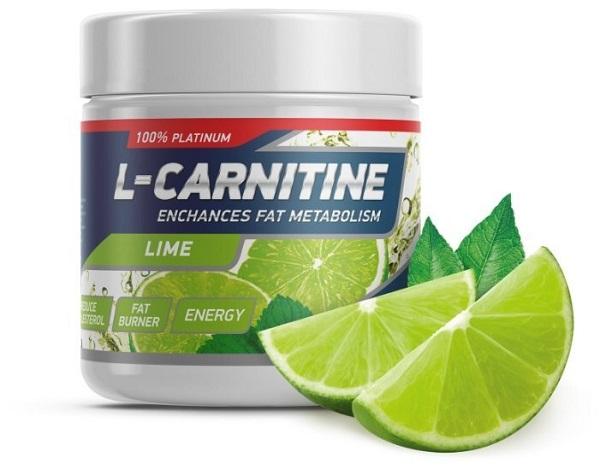 """Geneticlab Nutrition"" L-карнитин"